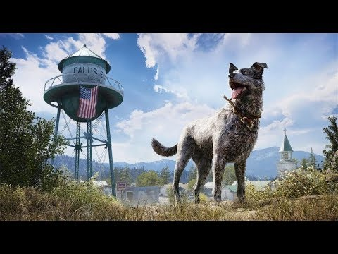 Far Cry 5 #21 - Deep North Water Treatment Plant