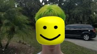 when you play roblox and you're 16 years old