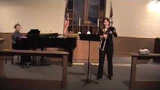 Sulek Sonata (Vox Gabrieli) Mvt 1 Lauren Husting