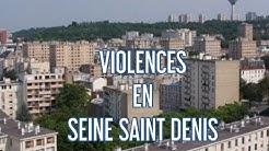 REPORTAGE 93 - AU CŒUR DE LA VIOLENCE DE SEINE SAINT DENIS