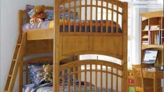 Beariffic Bunk Bedroom Collection From Pulaski Furniture