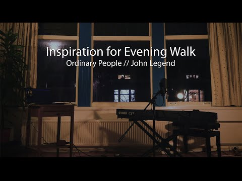 Cover Session 01.3  //  Ordinary People - John Legend