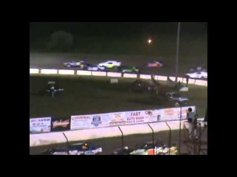 Zach VanVoorst I 90 Speedway june 20,2015 LMSS