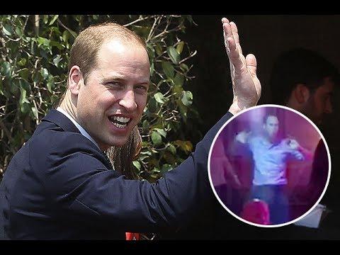 Танец принца Уильяма взорвал сеть
