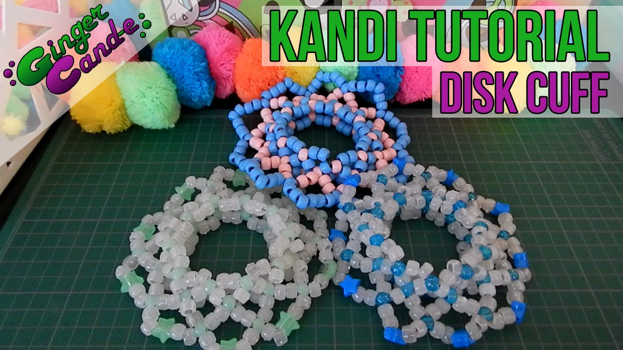Kandi Bracelet Patterns Simple Design