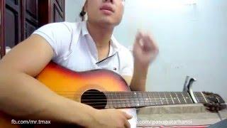 [Guitar] Hướng Dẫn TẠM BIỆT NHÉ (Lynk Lee) ★Tú Hoàng Guitar★