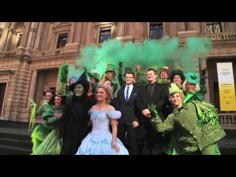 Wicked Returns to Melbourne!