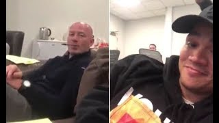 Alan Shearer breaks into CHANT while watching Man City vs Chelsea in hilarious footage