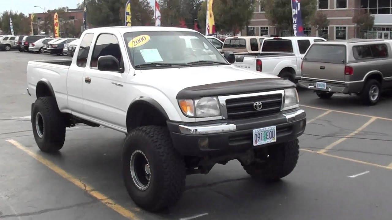 Zamora Auto 2000 Tacoma 4x4 Youtube
