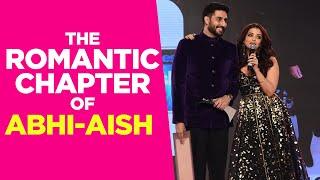 Gambar cover Abhishek & Aishwarya: From Co-stars To Life Partners | Cinema Tak