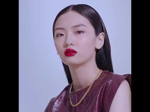 RMK 謎紅雙效唇采 釋放紅色的魔力、施展水晶的魔法