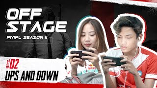 BELLETRON ACE JUARA BERKAT DUKUNGAN RED ALIENS - Off stage PMPL Season II Episode 2