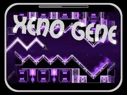 {Geometry Dash} Xeno Gene