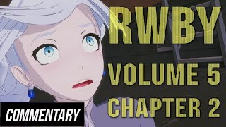Video [Blind Commentary] RWBY Volume 5  - Chapter 2 - Dread in the Air download MP3, 3GP, MP4, WEBM, AVI, FLV November 2017