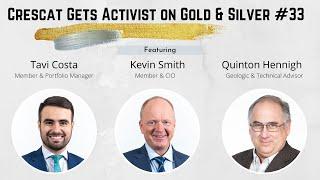 Crescat Gets Activist on Gold \u0026 Silver #33 - Nevada Gold Day