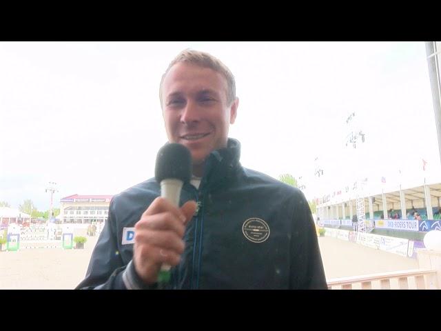 David Will 1  Etappe DKB Riders Tour