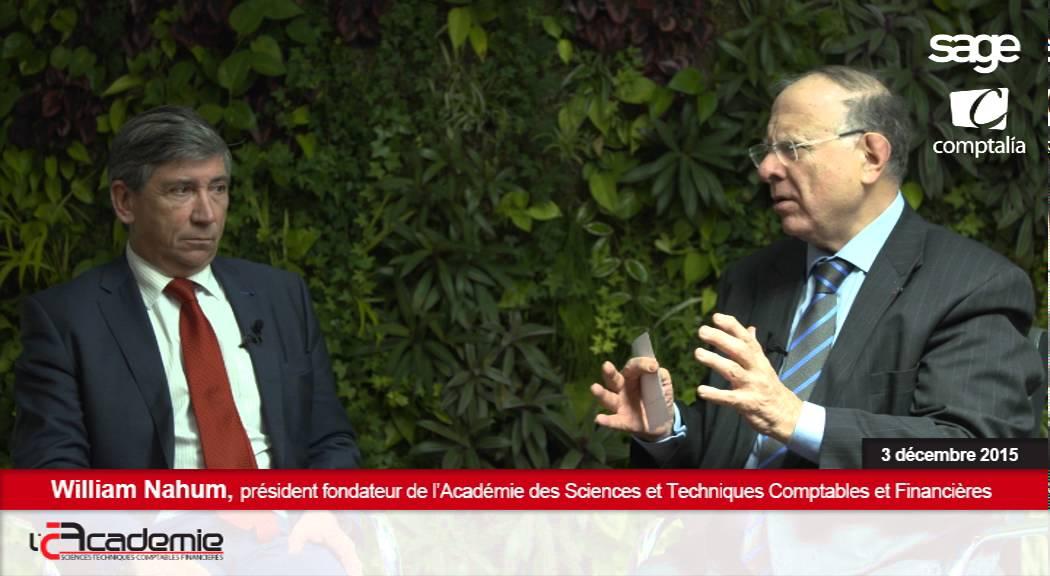 Les Entretiens de l'Académie : Gérard Rameix