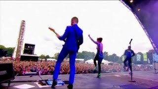 Scissor Sisters - Any Which Way - Live in Victoria Park (London 2011)