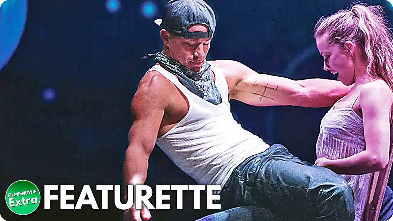 MAGIC MIKE XXL (2015) | The Moves of Magic Mike XXL Featurette