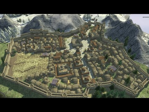0 A.D. - THE IBERIAN FORTRESS