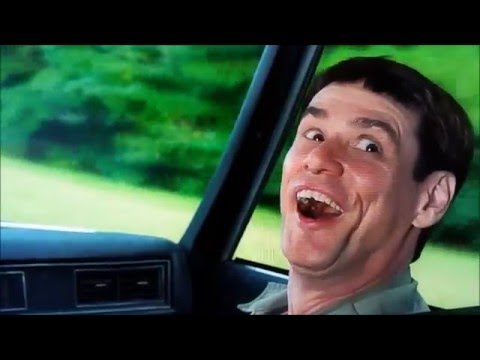 DUMB AND DUMBER TO - LLOYD - FUNNY FACES {REPEAT} - YouTube