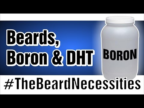 Beards, Boron and DHT |  #TheBeardnecessities | Ep.11