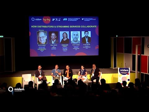 How Distributors & Streaming Services Collaborate - Midem 2017
