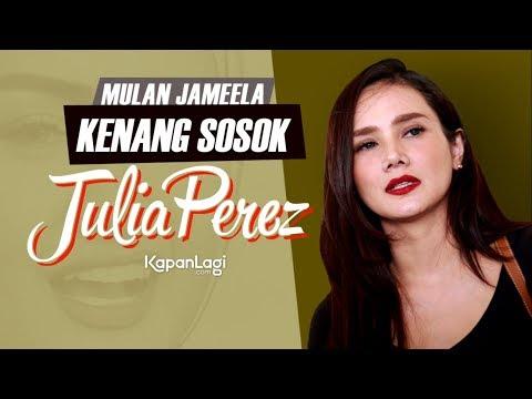 Mulan Jameela: Julia Perez Meninggal di Bulan Penuh Rahmat
