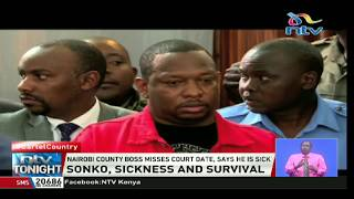 Governor Mike Sonko wants Speaker Elachi barred from assuming office