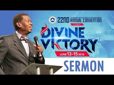 Download PASTOR E.A ADEBOYE SERMON | DIVINE VICTORY