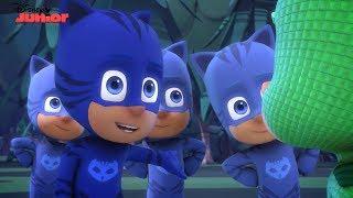 PJ Masks Super Pigiamini - La macchina moltiplicatrice di Romeo - Dall'episodio 21