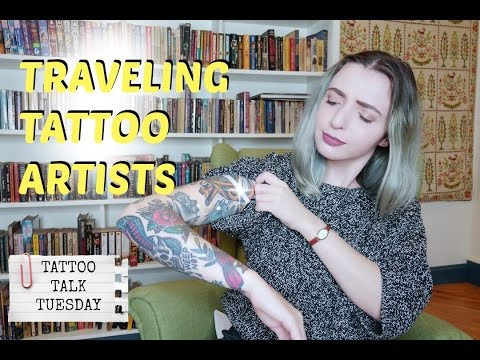 Traveling Tattoo Artist! What you need to know! Tattoo ...