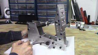 Accelerator Pedal Adjustments
