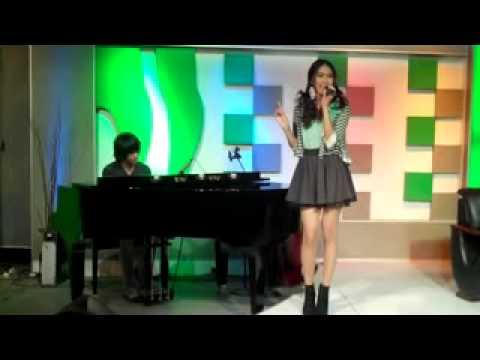 Kevin aprilio & Princess Alika @JakTV (Jangan Pegi) Acoustik