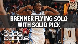 NBA Picks | The Odds Couple | Brenner Flyin' Solo Dec, 19th