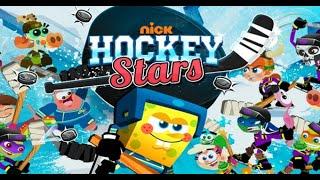 Nick Hockey Stars Full Gameplay Walkthrough
