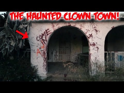 (GONE WRONG) THE HAUNTED lT CL0WN TOWN FT OMARGOSHTV