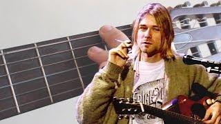 COME AS YOU ARE - Nirvana - RIFF - Violão Guitar iniciante
