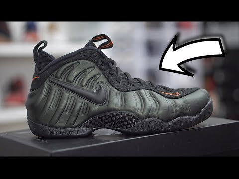 official photos dbacd 7f8e9 Everything Wrong + Right With Foamposite Sequoia- Review ...