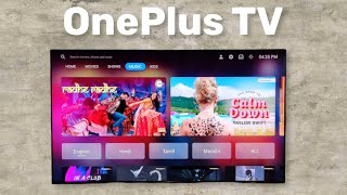 OnePlus TV Review - A Good Android TV, but is it a Good TV?
