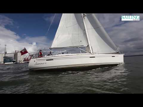 Sailing Today's Saare 41 test