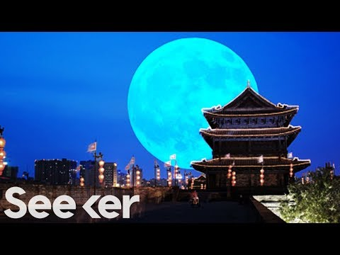 China's Crazy Plan to Launch an Artificial Moon