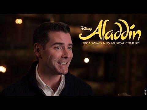 ALADDIN on Broadway - Artist Spotlight: Chad Beguelin