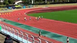 メッチャ早い小学三年生です。この間は宮崎県の100m走の県記録を更新し...