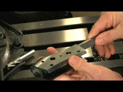 Gunsmithing - How to Thin a Military Rolling Block Receiver to a Sporting  Rifle