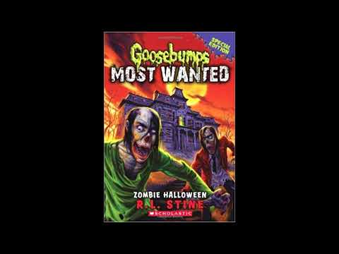 Goosebumps: Most Wanted: Zombie Halloween - Book Review