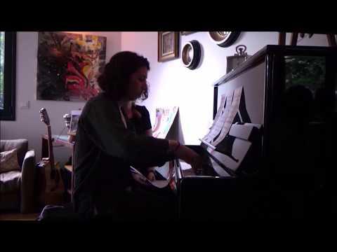 Sous le ciel de Paris - Première partie : piano