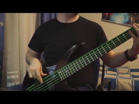 POD – Boom (Bass cover)
