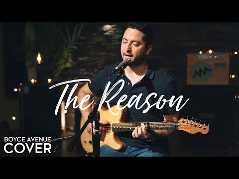 The Reason - Hoobastank (Boyce Avenue cover) on Spotify & Apple