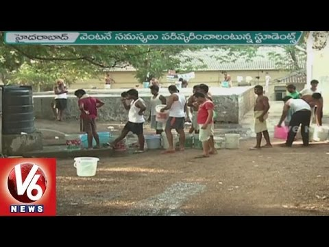 hyderabad water crisis A niti aayog report also pointed out that with nearly 70% of water being contaminated,  india facing worst water crisis in history,  bengaluru and hyderabad,.